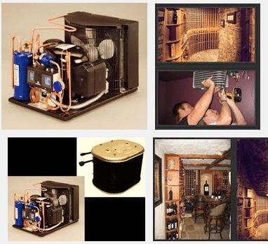 Arctic Metal Works provides quality wine cellar cooling units