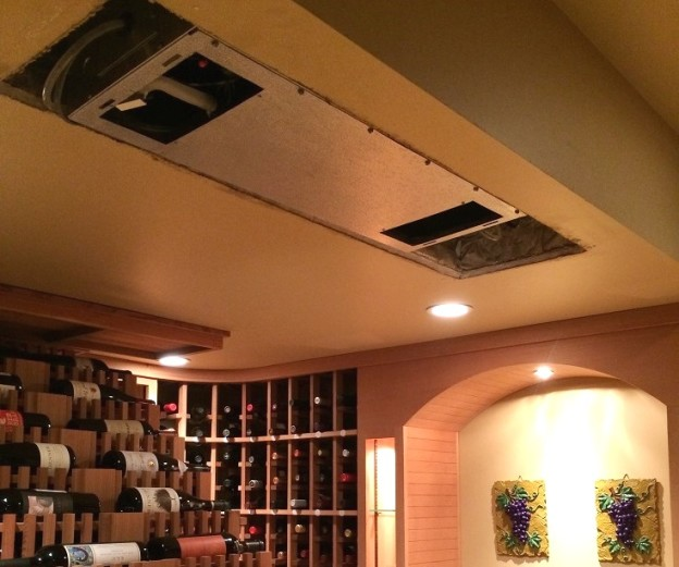 Ideal Cooling System for Nevada Residential Wine Cellars