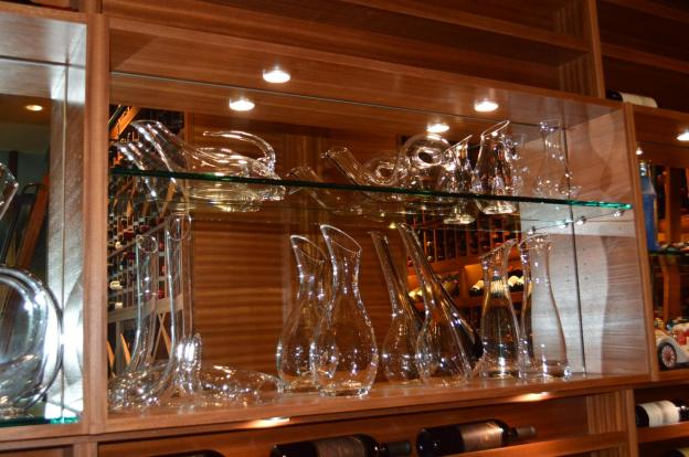 Modern Custom Wine Cellar Design Las Vegas