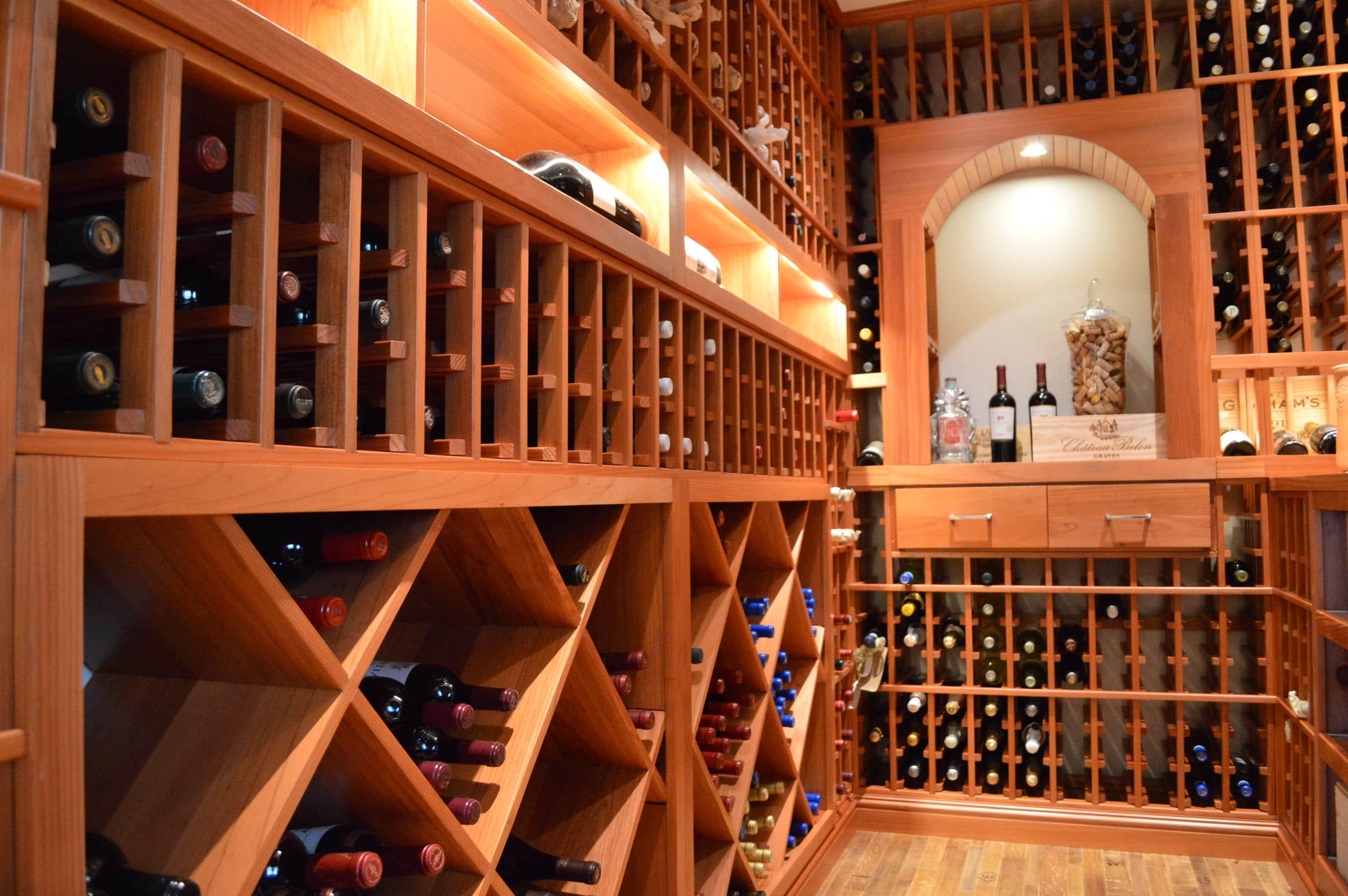 wine cellar builders las vegas nevada