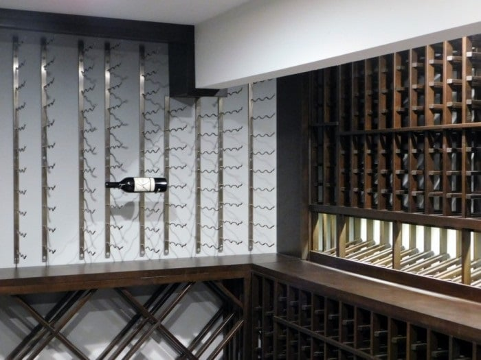 Read more contemporary wine cellars here!