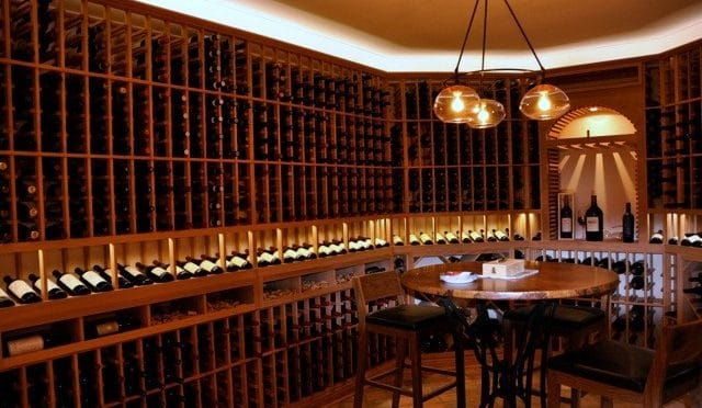 Custom Wine Cellar Racks Designed by Experts in Long Island New York