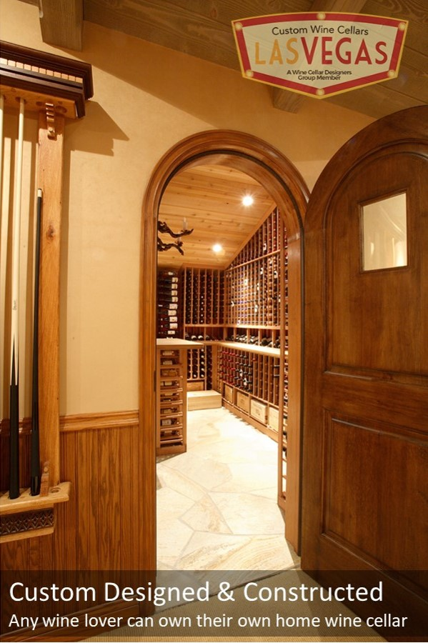 Things To Remember When Designing & Planning for Residential Custom Wine Cellar Construction