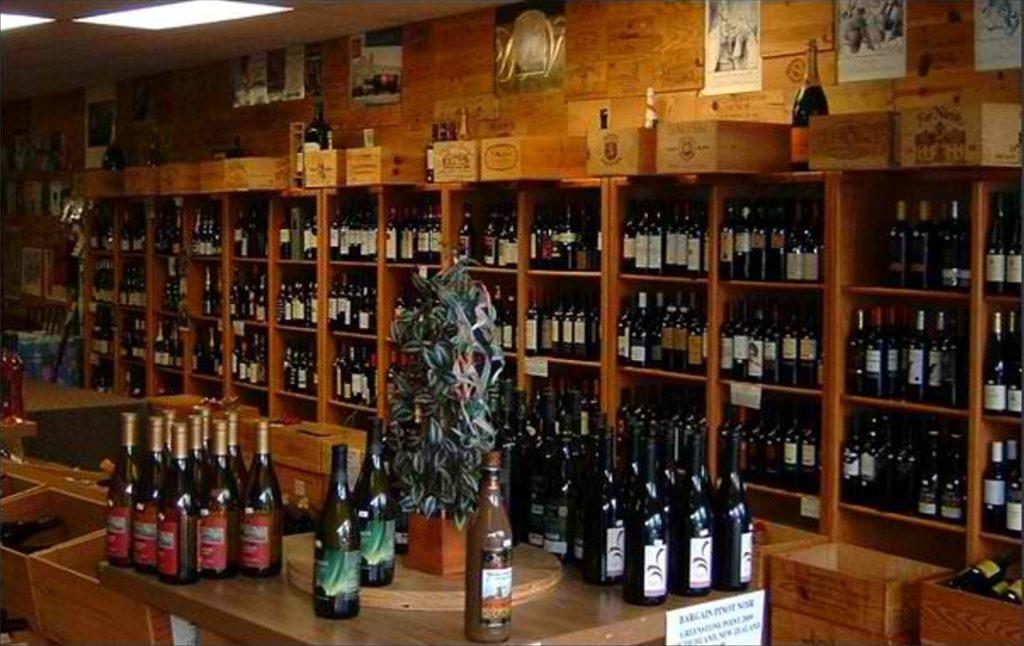 Commercial Custom Wine Racks Orange County Nevada
