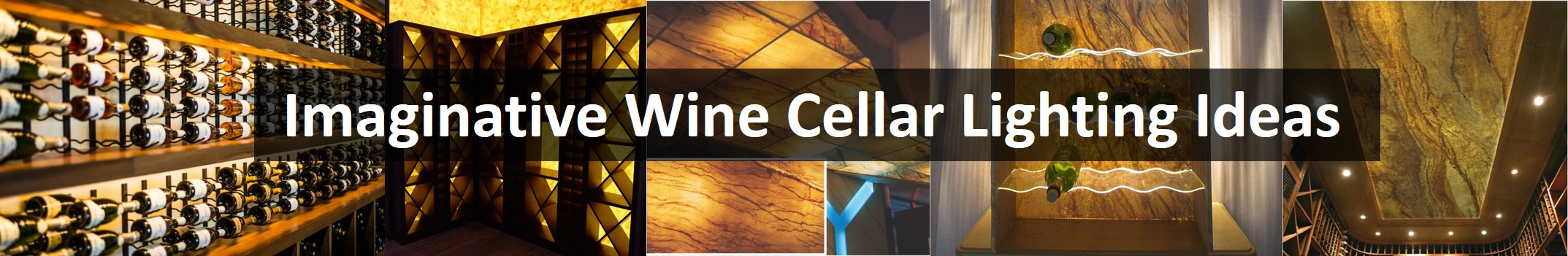 Talk to a wine cellar lighting specialist