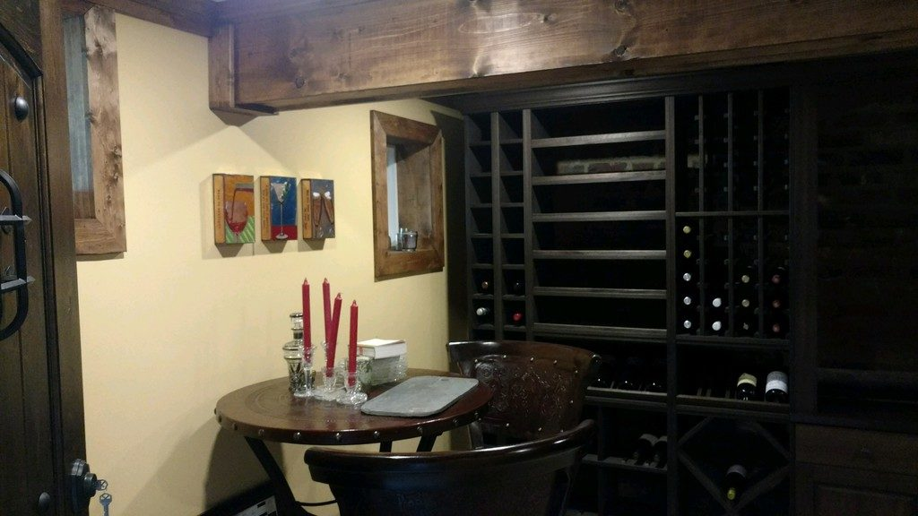 Learn more about proper wine cellar lighting here!