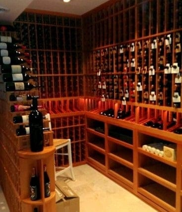 High Quality and Safe Custom Wine Rooms and Closets are What We Do as a Member of Wine Cellar Designers Group Las Vegas Nevada