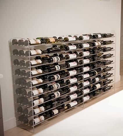 VintageView Free Standing Evolution Series Wine Cellar Racks Las Vegas