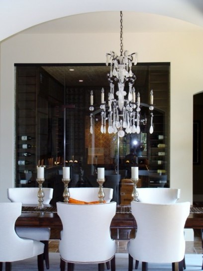 Work with Expert Builders in Las Vegas for Your Residential Custom Wine Cellar Project