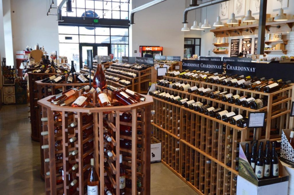 High-Density Commercial Custom Wine Storage for a Business in Las Vegas